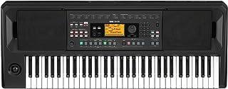 KORG エンターテイナー キーボード EK-50 スピーカー内蔵 自宅練習 屋外での演奏 カフェライブ 自動伴奏 即興演奏 電池駆動可 譜面立て/アダプター付属