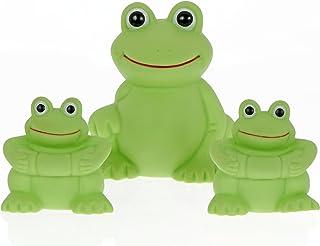 Vital Baby Play 'n' Splash Family, Frogs, 3 Pack
