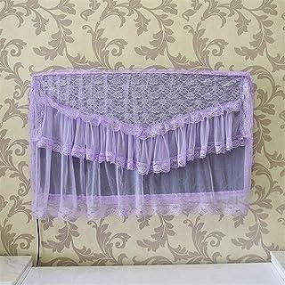 Tekstylia domowe Wykwintna osłona przeciwpyłowa telewizora Folia ochronna na ekran telewizora 32-70 cali wisząca osłona pr...