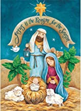 Legacy Publishing Group Deluxe Boxed Holiday Greeting Cards with Scripture, Holy Family (HBX39505)