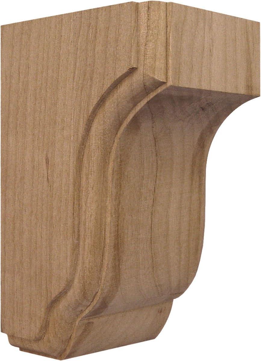 Ekena Cheap SALE Start Millwork COR03X04X06CPAL-CASE-2 Over item handling ☆ Factory Primed Corbel