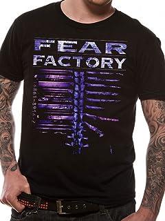 Fear Factory T-Shirt - Demanufacture