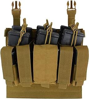 CONDOR VAS Vanquish Armor System Accessories Recon Mag Pouch - Coyote Brown