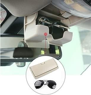 Custodia portaoggetti per auto porta occhiali da sole per BMW X1 X3 X5 X6 1 2 3