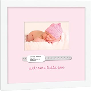 Tiny Ideas Baby's Keepsake Photo Frame, Perfect Unique Gift For New Or Expecting Parents