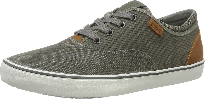 Geox Men's U Smart B Low-Top Sneakers