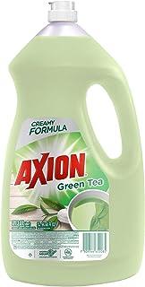 Axion Lavatrastes Líquido Green Tea, 2.8L