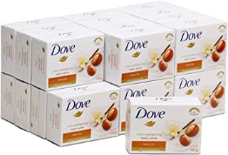 Dove Purely Pampering Beauty Bar Soap, Shea Butter - 135g / 4.76oz x 24 Pack