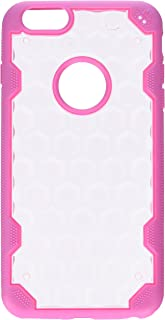 MyBat Cell Phone Case for Apple iPhone 6 Plus/6s Plus - Retail Packaging - Pink/Transparent/Gold