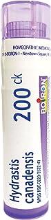 Boiron Hydrastis Canadensis 200CK, 80 Pellets, Homeopathic Medicine for Postnasal Drip