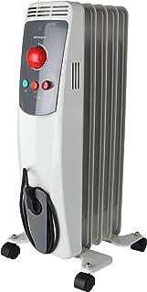 Orbegozo RO 1000D - Radiador de aceite, 5 elementos, 1000 W