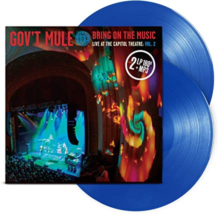 Gov't Mule - Bring On The Music - Live at The Capitol Theatre: Vol. 2 (2019) LEAK ALBUM