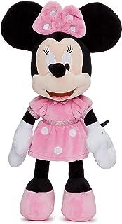Nicotoy 6315874847 - Disney Pluche Figuur, Minnie, 35 Cm