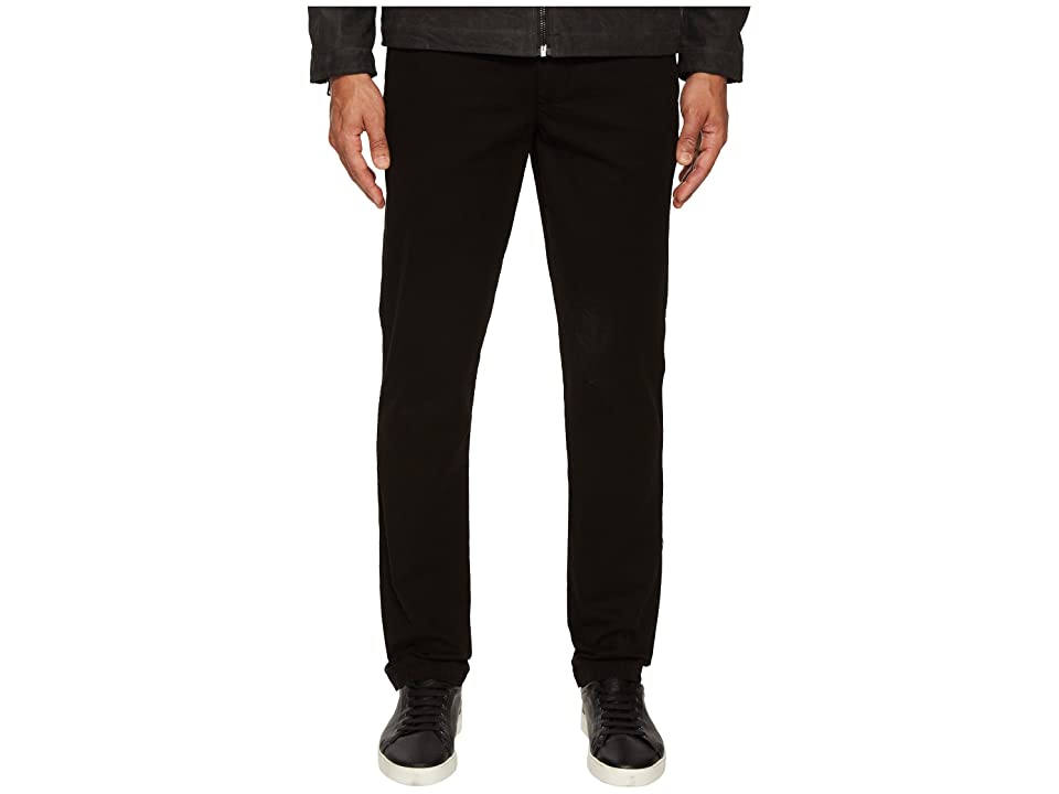 BLDWN Ryan Chino Pants (Black) Men's Casual Pants