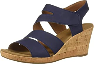 Rockport Briah Asym womens Wedge Sandal
