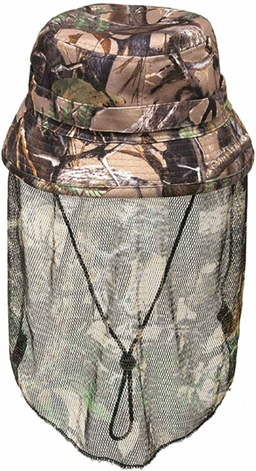 Ridgeline Veiled Hat One Size Camo
