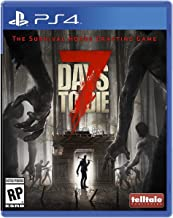7 Days to Die PlayStation 4 by Telltale Games (PS4)