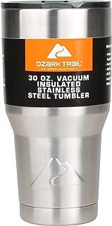 Ozark Trail 4 Pack 30 Ounce Double Wall Vacuum Sealed Rambler Tumbler