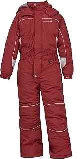 Trespass Laguna Boys Girls Insulated Jumpsuit Warm Waterproof Kids Ski Suit