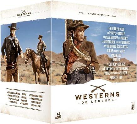 Coffret westerns de légende 12 films