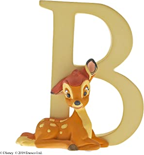 """ديزني انتشانتد كوليكشن A to Z شخصيات ديزني الأبجدية, الراتنج, """"B"""" - Bambi"""
