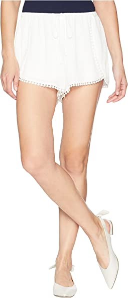 Caroline Shorts with Circular Trim