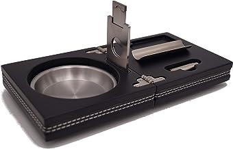 GERMANUS - De box - set van sigaren asbak cutter boorhouder