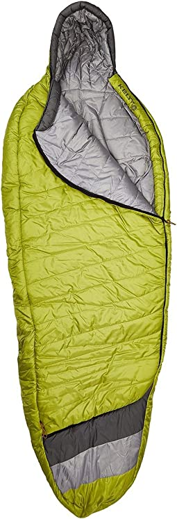 Kelty Tuck 20 Degree Thermapro Ultra Long Left Handed Zippers
