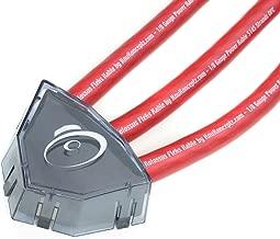 KnuKonceptz Triple 1/0 Gauge Battery Terminal Pair