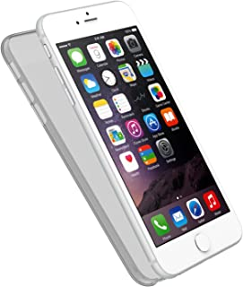 POWER SUPPORT エアージャケットセット for iPhone6 Plus(5.5inch)(クリアブラック) PYK-93 [フラストレーションフリーパッケージ(FFP)]