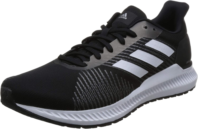 Adidas Men's Solar Blaze M Fitness shoes Black (black 000) 12 12.5 UK