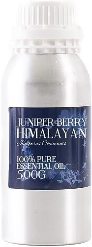 directo de fábrica Aceite Esencial de Bayas De Enebro Enebro Enebro Del Himalaya - 500 g - 100% Puro  descuento online