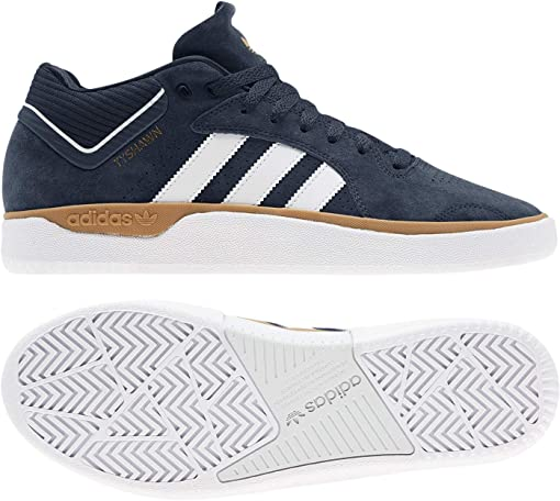 Collegiate Navy/Footwear White/Gum 4