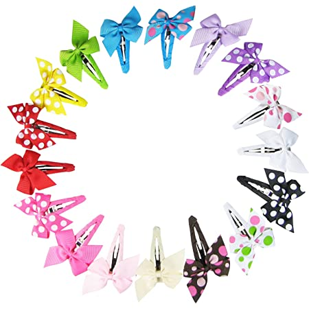 holographic scales hair clips baby hair clips toddler girls teen women/'s snap clip set Faux leather snap clips