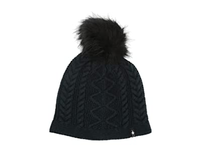 Smartwool Bunny Slope Beanie (Everglade Heather) Beanies