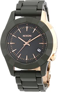 Nixon Womens Monarch Womens Watch All Surplus Rose Gold
