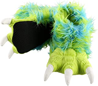 Best Animal Paw Slippers for Kids and Adults, Fun Costume for Kids, Cozy Furry Slippers Reviews