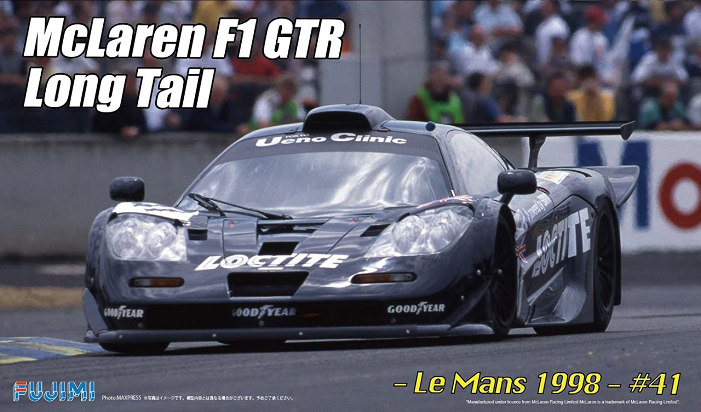 1 24 Real Sports Car Series No.57 McLaren F1 GTR Long Tail Le Mans 1998   41 (japan import)
