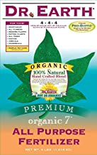 product image for Dr. Earth 712 Organic 7 All Purpose Fertilizer, 12-Pound