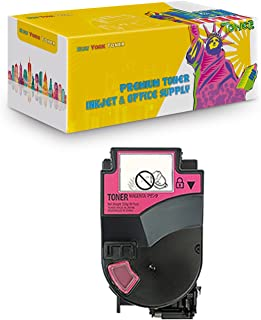New York TonerTM New Compatible 1 Pack TN310M G4053-601 High Yield Toner for Konica-Minolta : BizHub C350 | C351 | C450. --Magenta