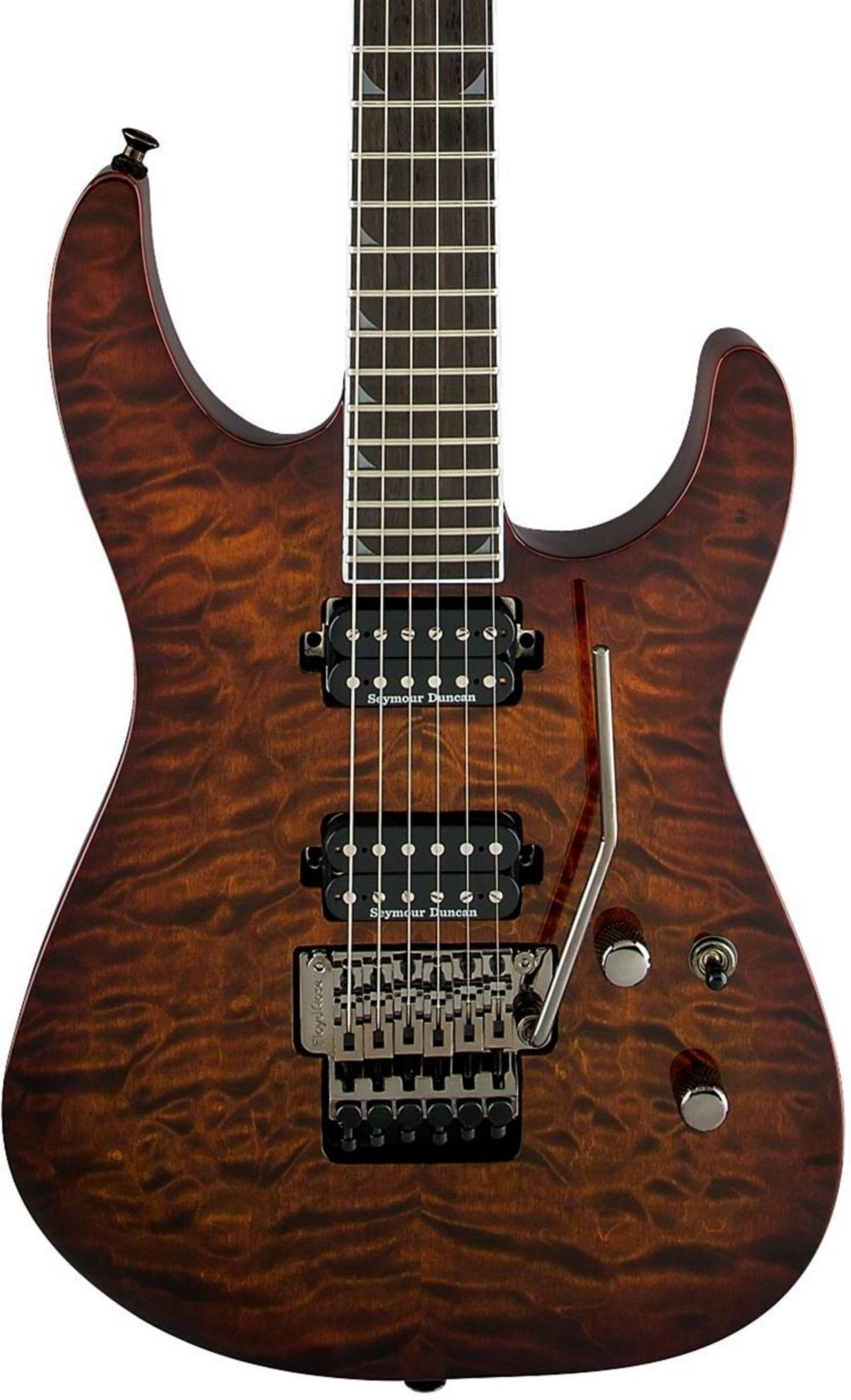 Cheap Jackson Pro Series SL2Q Soloist Electric Guitar Level 2 Transparent Root Beer 888365916491 Black Friday & Cyber Monday 2019