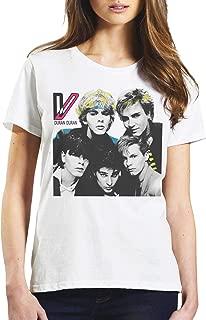 Ladies Wild Boys Duran Duran T-Shirt - Many Sizes