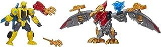 Transformers Hero Mashers Bumblebee & Strafe Mash Pack