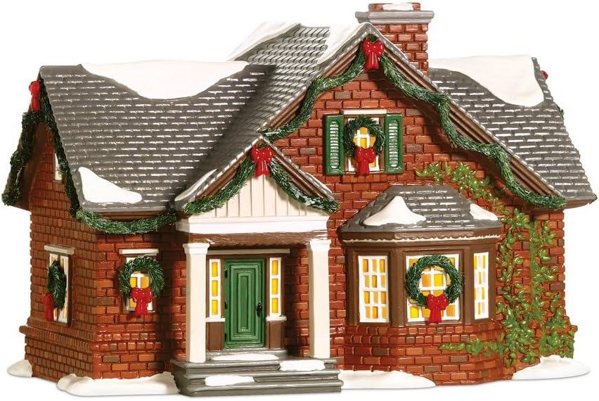 Ranking TOP13 Department 56 Snow Village House Nokomis Lit Building Sales