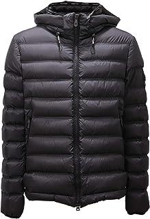 Peuterey 2043AE Piumino Giubbotto Uomo Boggs KN Black Jacket Man [4XL]