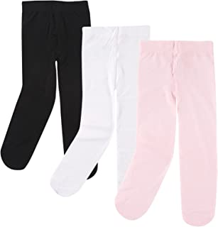 Baby and Toddler Girl Nylon Tights