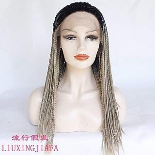 Amazon.es: peluca trenzas - Extensiones de cabello ...