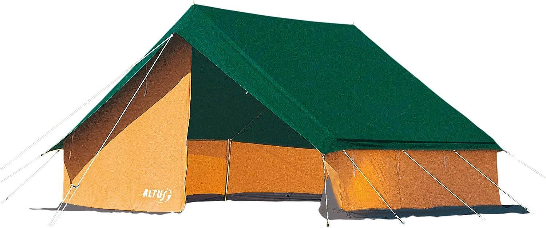 Altus 42500A2041Camp Zelt, grün, One Größe