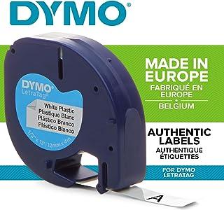 Dymo S0721610 12 - Cinta de plástico