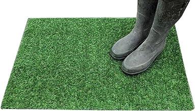 Nomow AMZDOORM Doormat, Green, 750 x 500 x 20 mm